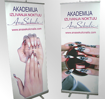 roll-up baneri